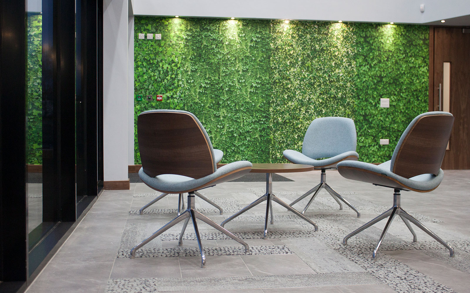 office design and staff wellbeing